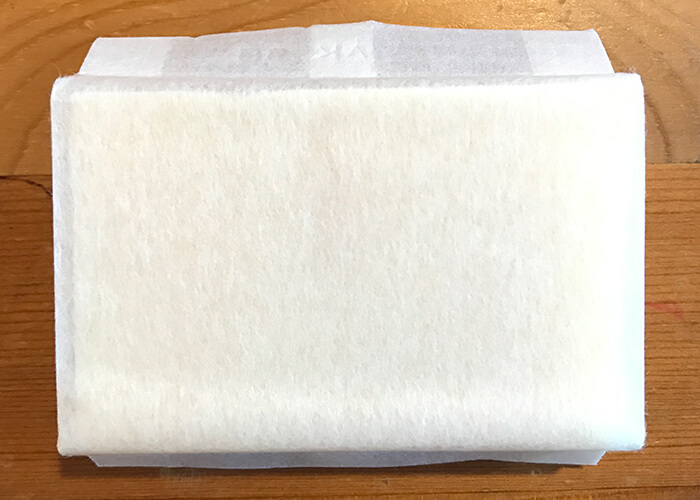 プレミアムベビーソープ 包装